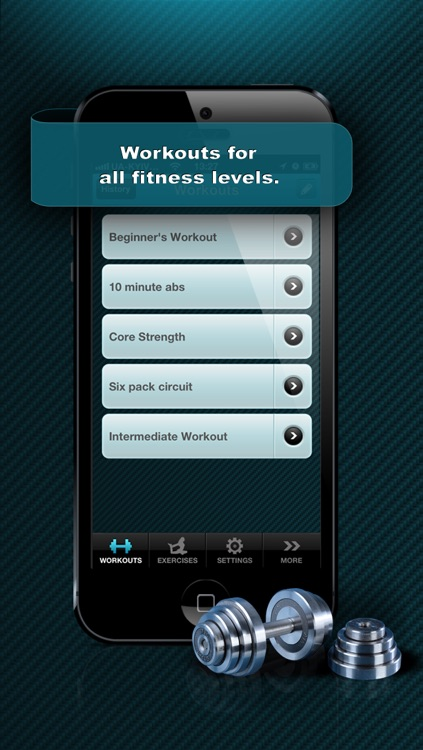 Ab Workout Pro - Abdominal Crunch Exercise Workouts screenshot-0