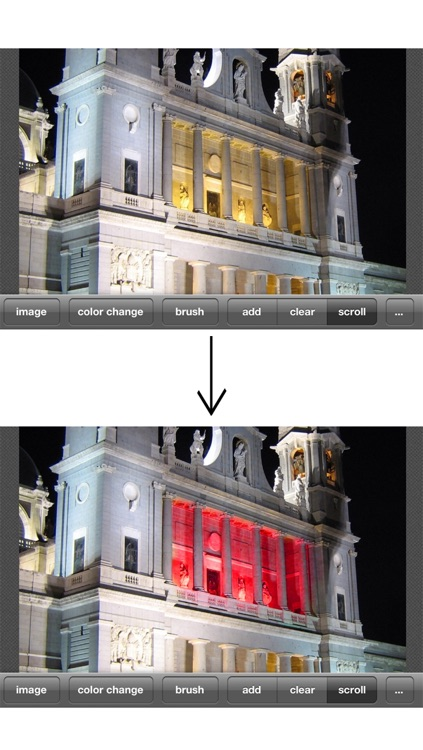 Effect Touch Lite screenshot-3