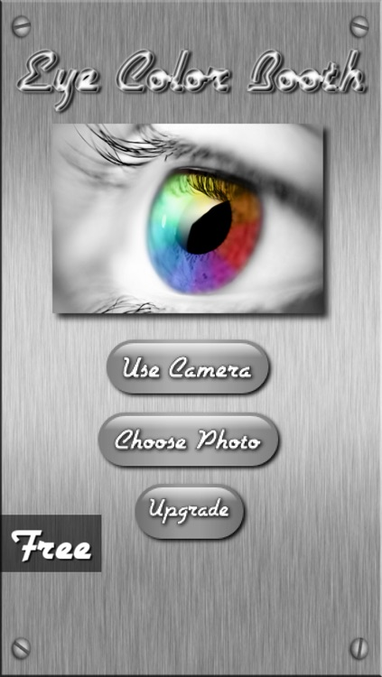 Eye Color Booth FREE - Multicolor Eye Changer