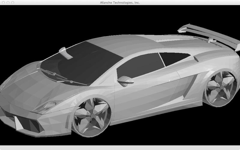 SKP Viewer 3D скриншот программы 2