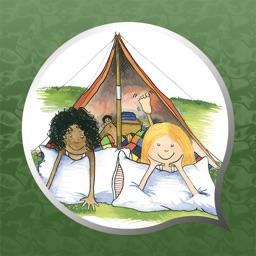 Mil'iq Maaliq-llu Qavartaliyartuk (Milly and Molly go Camping)