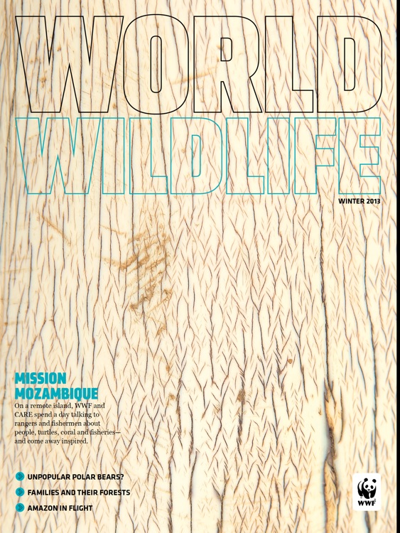 World Wildlife Magazine screenshot-0