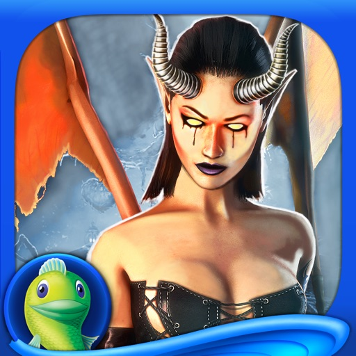 Sacra Terra: Kiss of Death - A Hidden Objects Adventure