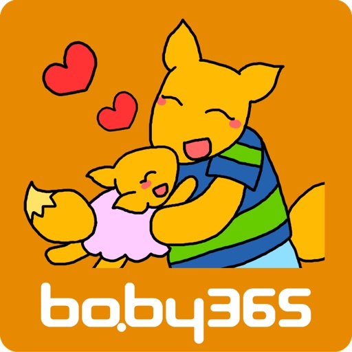 baby365-Happy fox icon
