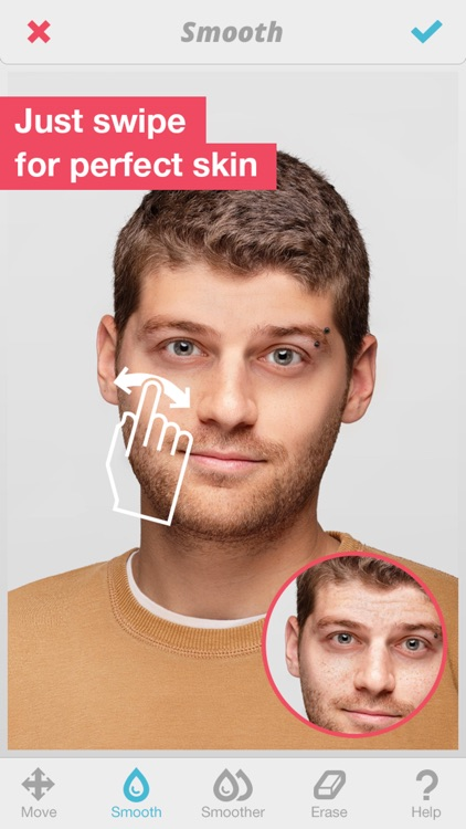 Facetune app image