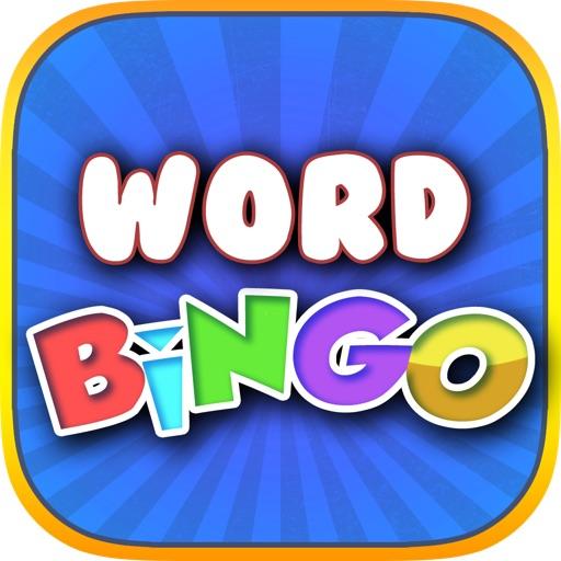 Word Bingo HD icon