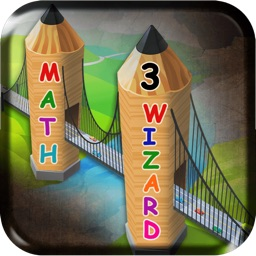 Math Wizard Grade 3 iPhone version