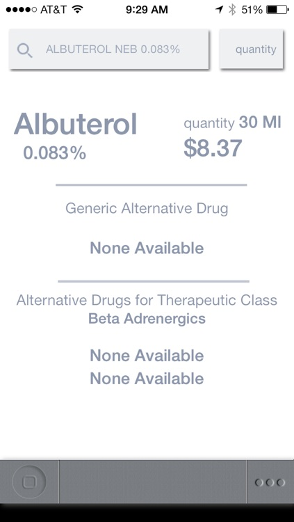 LowRx - Prescription Prices, Discount Card, and Coupons screenshot-3