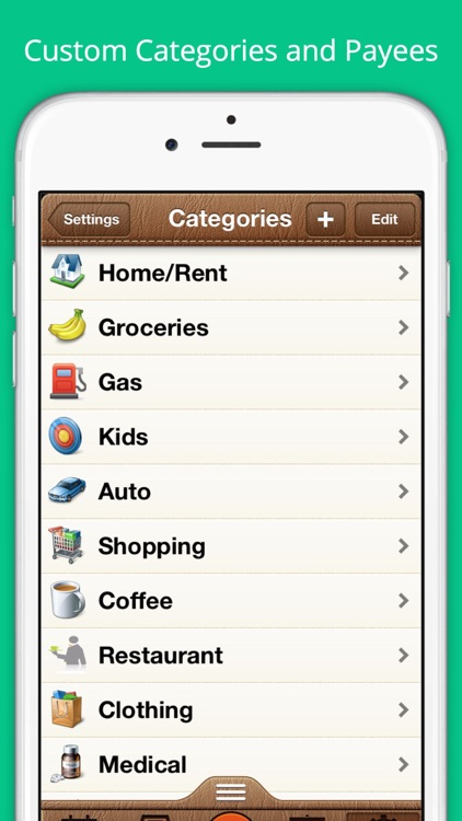 Easy Expense Tracker ~ Accounts, Budget, Expense, Income and Cashflow screenshot-0