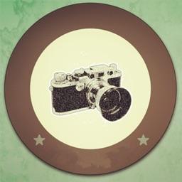 Cartoon Camera  -  Reflex, Toon, Sketch, Pencil Drawing effects living filter