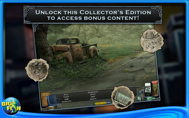 Mystery Case Files: Shadow Lake Collector's Edition (Full) screenshot 3
