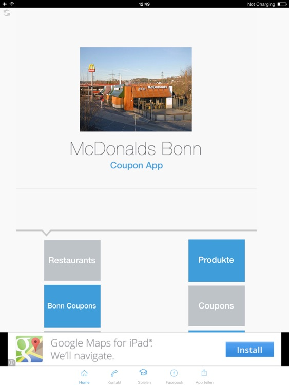 McDonalds Bonn Coupons Gutscheine screenshot-0
