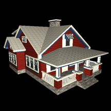 3D Houses V2 PRO Free