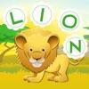 ABC safari games for children: Train your word spelling skills of wild animals for kindergarten and pre-school