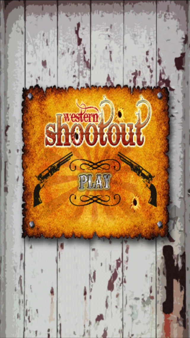 A Western Shootout: A Fun Free Shooting Gallery