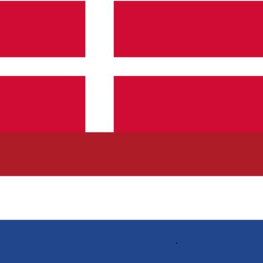 Danish - Dutch - Danish dictionary