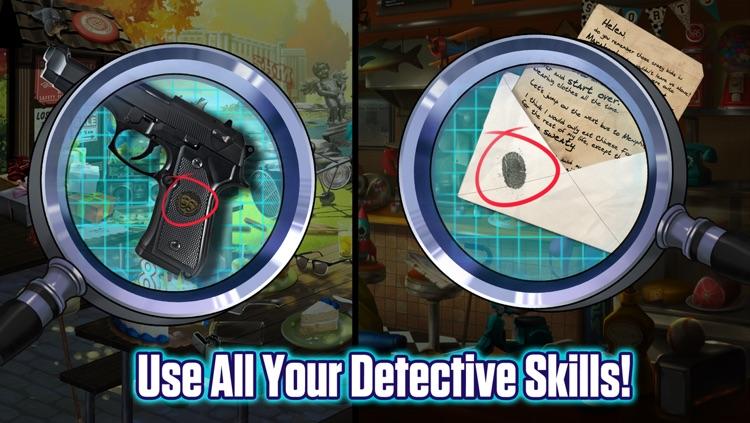 Hidden Objects: Mystery Crimes screenshot-4