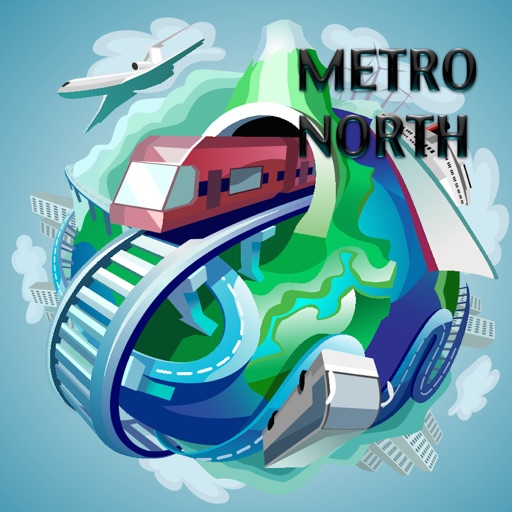 Metro North Buddy icon