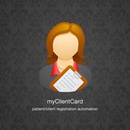 Client Patient Registration Card