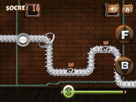 Screenshot #2 for Cool Plumber Bot - Amazing Robot Logic Game