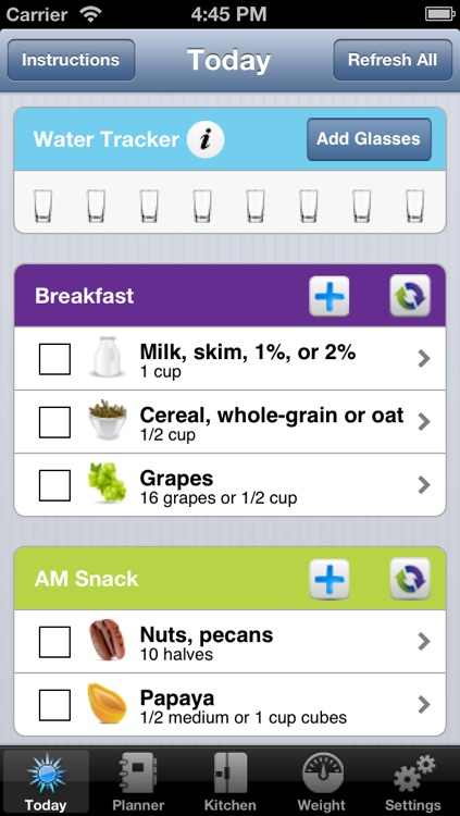 Super Diet Genius | Lose Weight with Superfoods screenshot-1