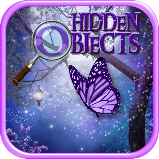 Hidden Objects - Twilight Forest of Time