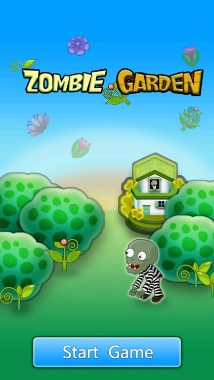 Zombie Garden screenshot-0