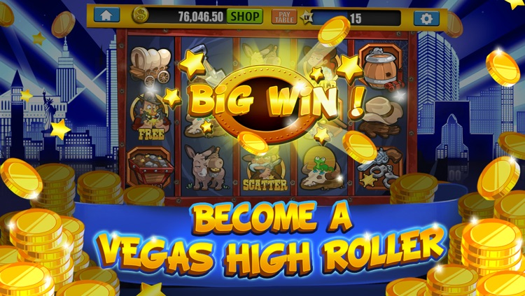 Golden Slots Casino screenshot-4