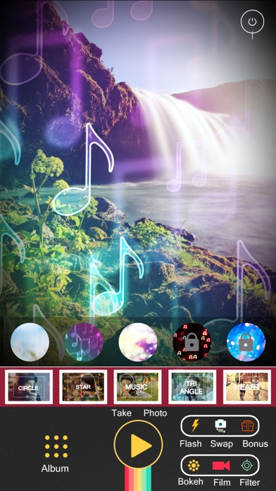 InstaCool Cam screenshot two
