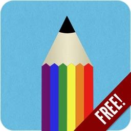 Rainbow Draw Free