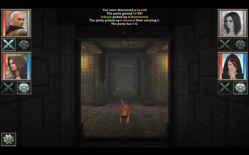 Coldfire Keep screenshot 5