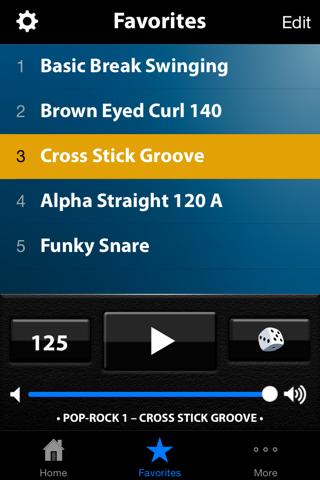 Drum Beats+ (Rhythm Metronome, Loops & Grooves Machine) screenshot 4