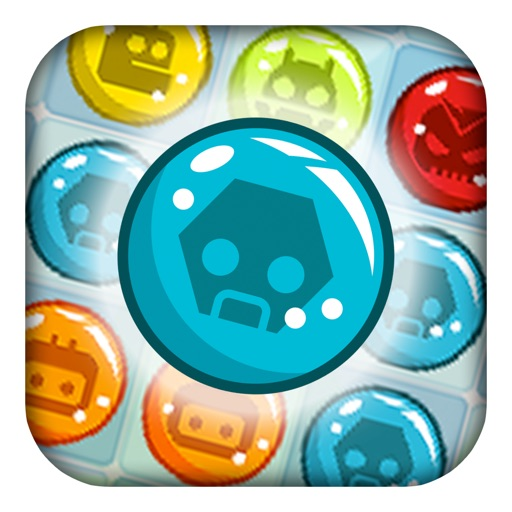 Bubble Bots: Battle on Robot Island - FREE Edition icon
