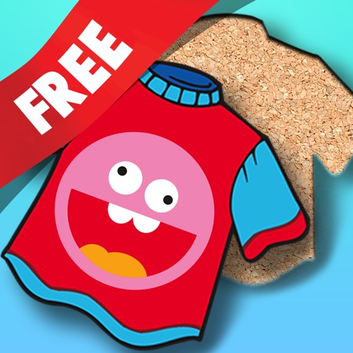 Free Clothing Cartoon Jigsaw Puzzle