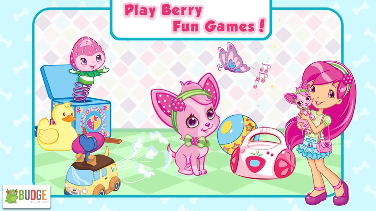 Strawberry Shortcake Puppy Palace – Pet Salon & Dress Up screenshot-3