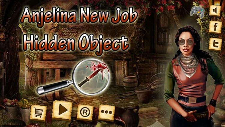 Anjelina New Job Hidden Objects