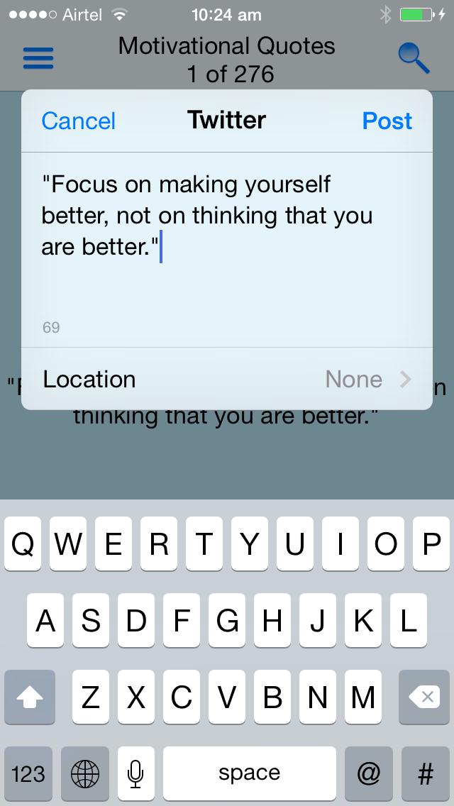 点击获取Motivational Quotes !