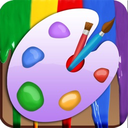 Art Painting-Creative Doodle:Kids Coloring Book Free