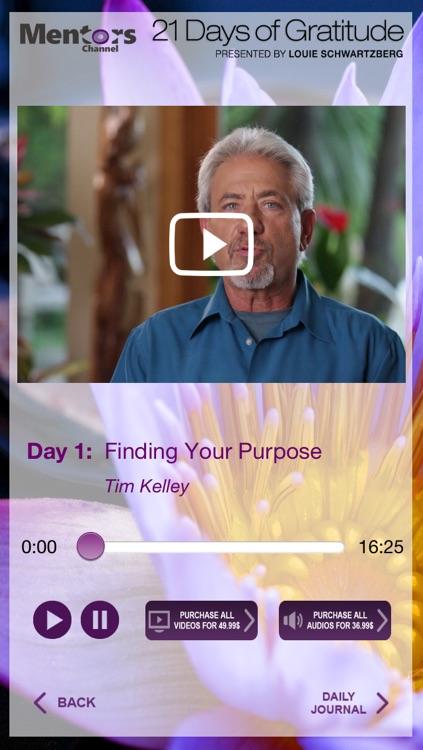 21 Days of Gratitude screenshot-3