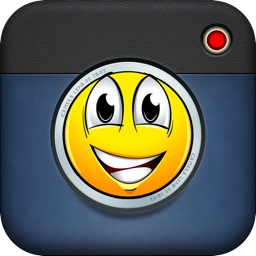 Emoticon Photo Booth - A Funny Pictures Editor with Emoji and Cartoon Stickers