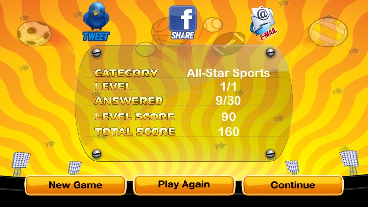 All-Star Sports Trivia! screenshot-3