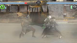 Screenshot from Beyond Fighting 2