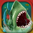 Zombie Mega Shark Attack: Big Fish Revenge icon