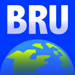 Brussels Offline Map