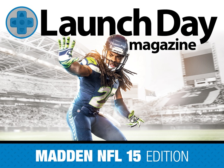 LAUNCH DAY APP: MADDEN NFL 15