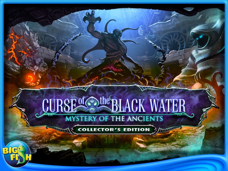 Mystery of the Ancients: Curse of the Black Water HD - A Hidden Object Adventure (Full) screenshot-4