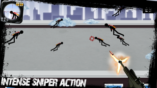 Clean Vision Duty in: Silent Hitman Stick-Man Sniper Kills Jet-Pack Assassin Rifle Shooterのおすすめ画像2