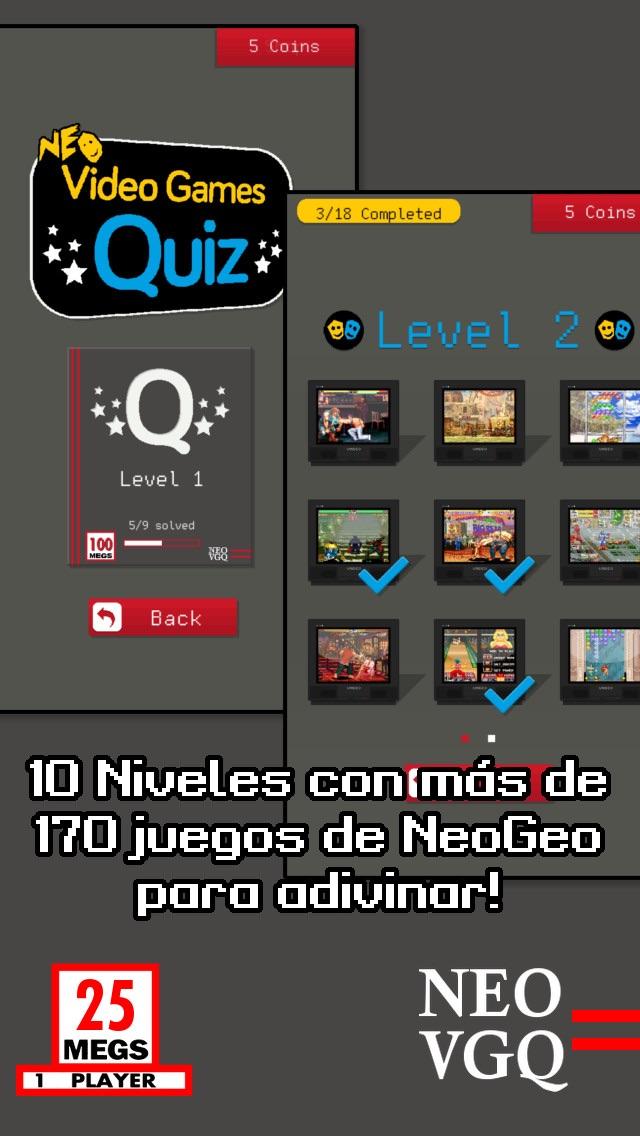 Descargar Video Games Quiz - Edición Neo Geo para Android