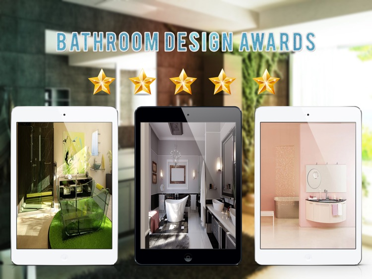 Bathroom Design Ideas HD for iPad