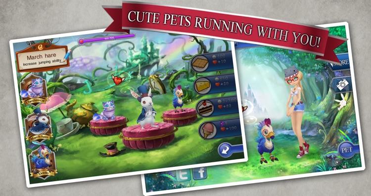 Rushing Alice screenshot-4